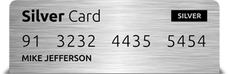 Membro Silver Card