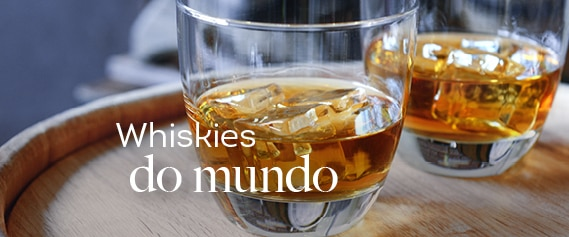 Whiskies do mundo